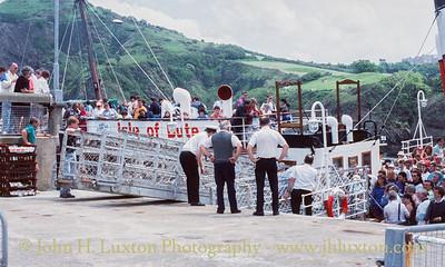 PS WAVERLEY - Ilfracombe - May 25, 1992