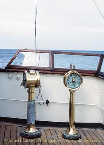 MV BALMORAL - telegraphs - September 17, 1991