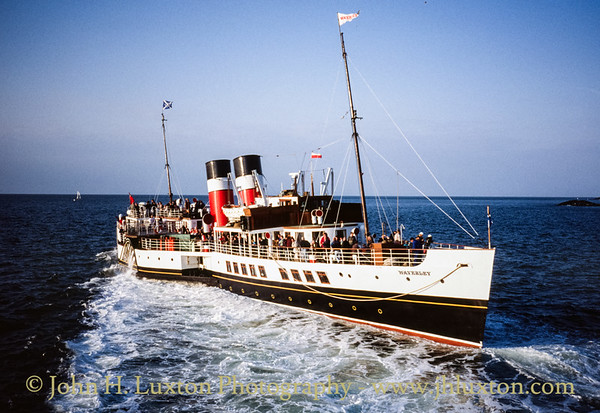 PS WAVERLEY - Ilfracombe - May 29, 1994