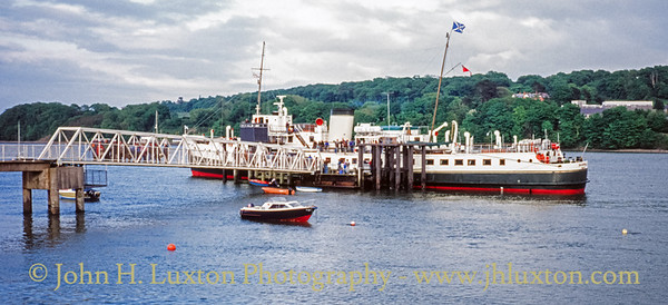 MV BALMORAL - Menai Bridge - May 22, 1993