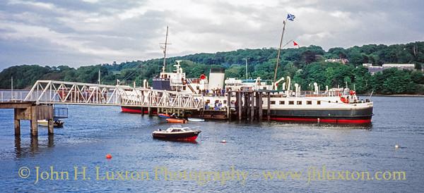 MV BALMORAL - Menai Bridge - May 22, 1993