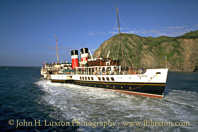 PS WAVERLEY at Ilfracombe - May 28, 1995