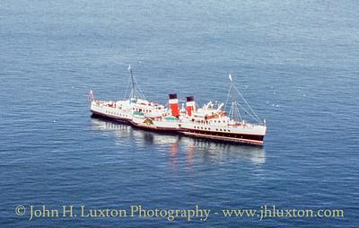 PS WAVERLEY - Lundy Island - May 25, 1992