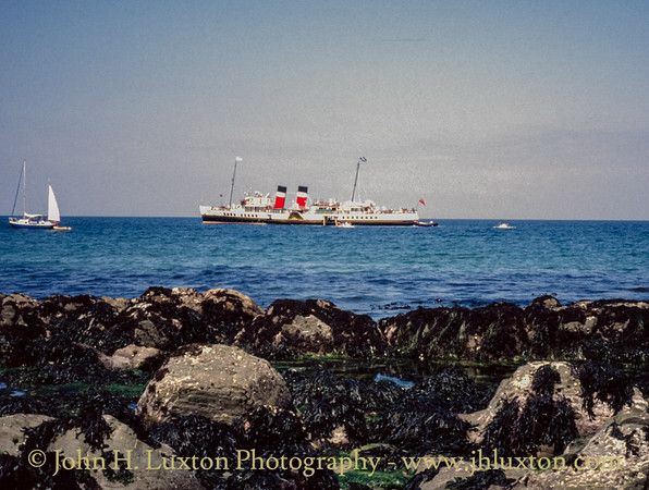 PS WAVERLEY - Lundy Island - May 29, 1994