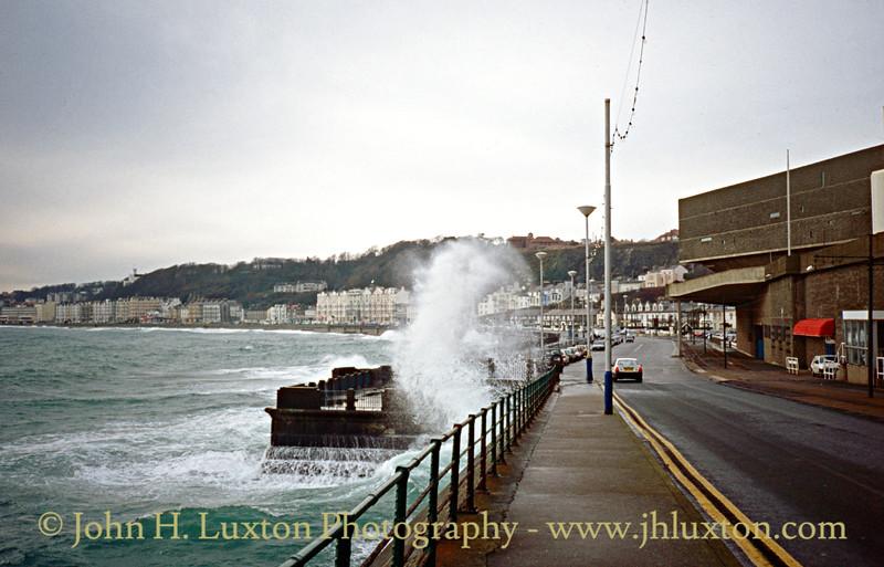 Douglas Promenade, Isle of Man - February 20, 1995