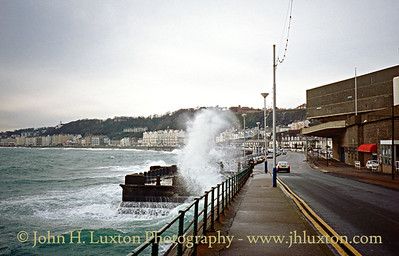 Douglas Promenade, Isle of Man - February 20, 1995