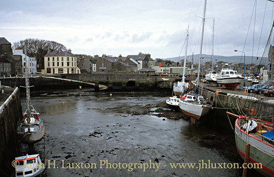 Castletown, Isle of Man - February 20, 1995