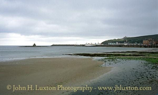 Douglas Bay, Isle of Man - June 10, 1995