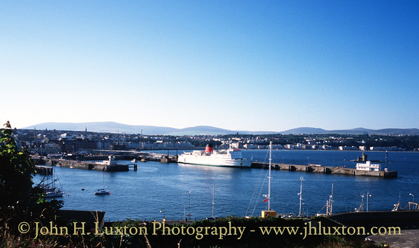 Douglas Harbour, Isle of Man - August 03, 1995