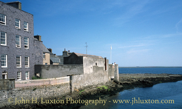 Castletown, Isle of Man - August 04, 1995