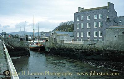 Castletown, Isle of Man - February 20, 1995