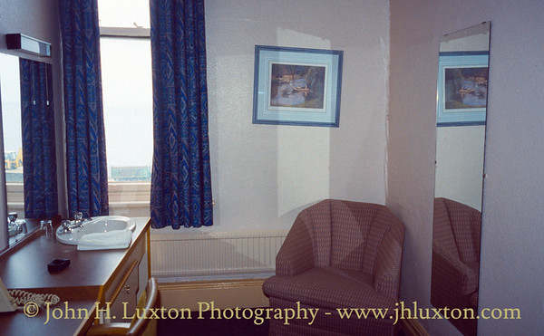 Sefton Hotel, Douglas, Isle of Man - February 22; 1996