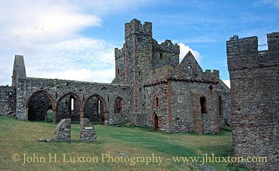 Peel Castle, Isle of Man - August 10, 1996