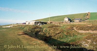 Calf Sound Isle of Man - October 13, 2001