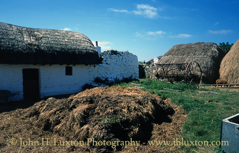 CREGNEASH, ISLE OF MAN - August 05, 1995