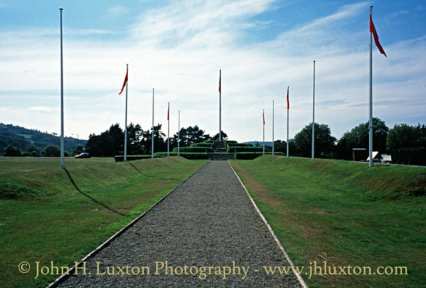Tynwald Hill, St John's , Isle of Man - July 29, 1996