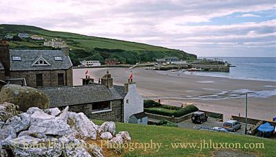 Port Erin, Isle of Man - June 2001