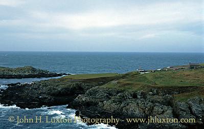 Calf Sound, Isle of Man - October 96, 1996