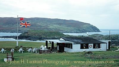 Calf Sound, Isle of Man - October, 1996