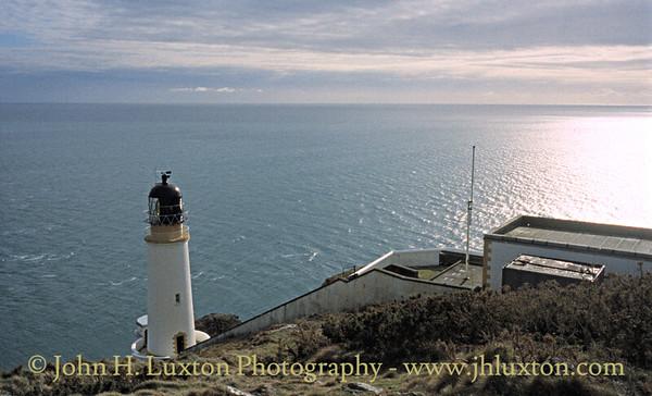 Maughold Lighthouse, Isle of Man - February 22, 1996