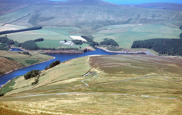 Sulby Reservoir, Isle of Man - August 05, 1995