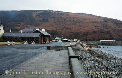 Laxey Promenade, Isle of Man - February 21, 1996