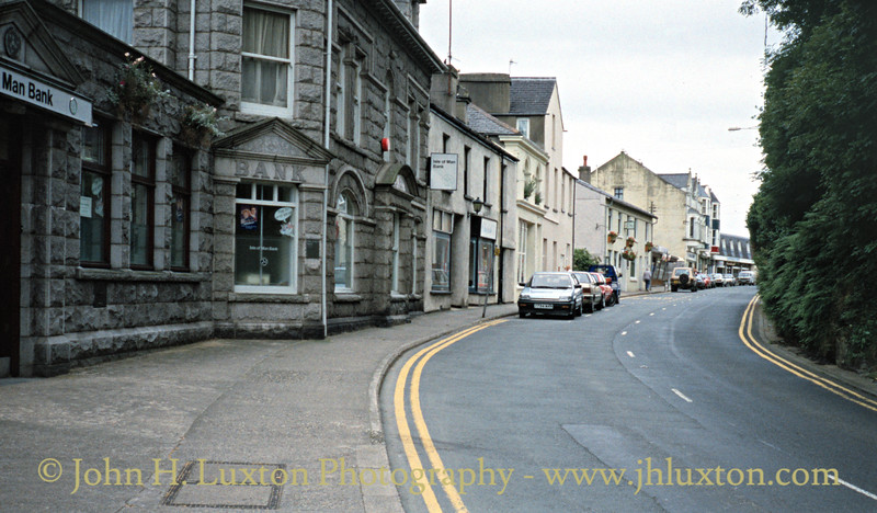 New Road, Laxey, Isle of Man - August 10, 1994
