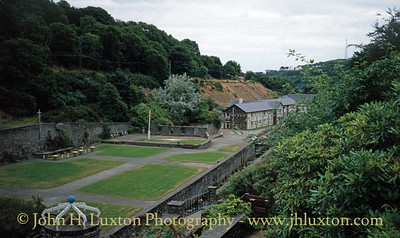 Laxey Valley Gardens, Laxey, Isle of Man - August 10, 1994