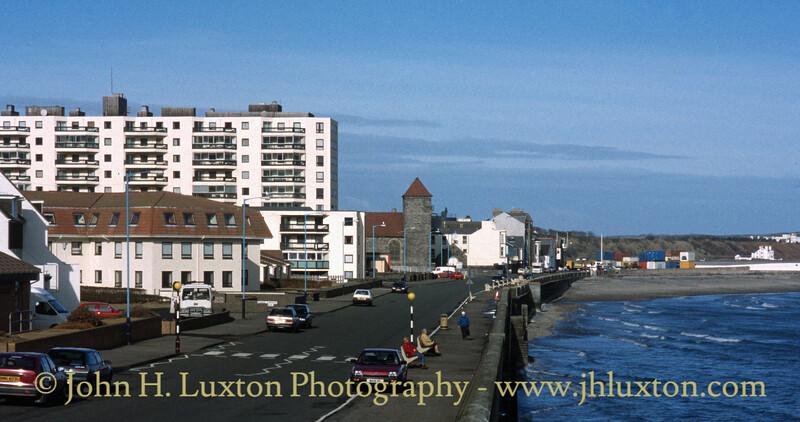 Ramsey Promenade, Isle of Man - February 21, 1996