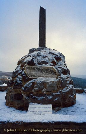 James Guthrie Memorial, Isle of Man - February 21, 1996