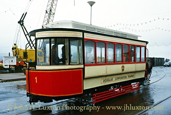 Douglas Corporation Tramway - August 12, 1995