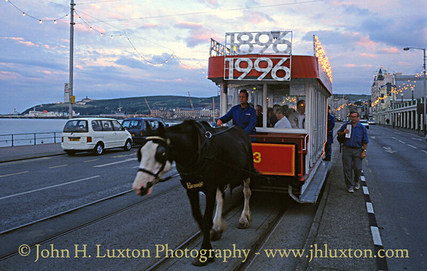 Douglas Corporation Tramway - July 1996