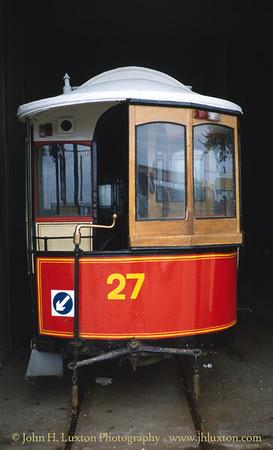 Douglas Corporation Tramway - August 10, 1994