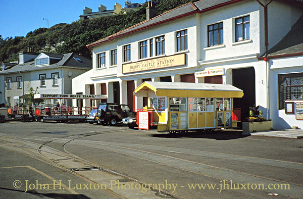Douglas Corporation Horse Tramway - August 1994