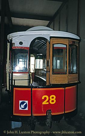 Douglas Corporation Tramway - June 1995