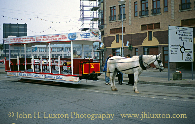 Douglas Corporation Tramway - July 02, 1994