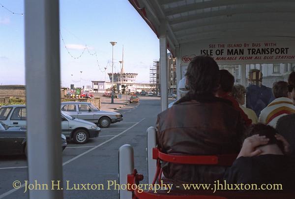 Douglas Corporation Tramway -  July 25, 1994
