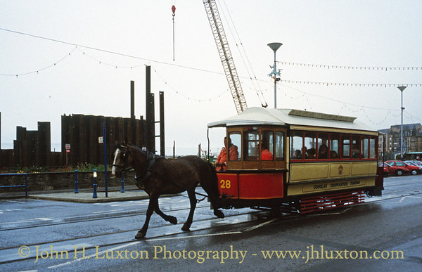 Douglas Corporation Tramway - August 12, 1995