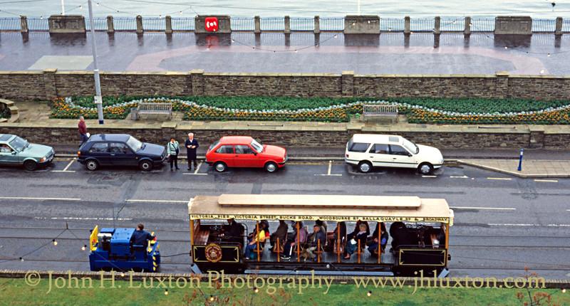 Douglas Corporation Tramway - July 1996