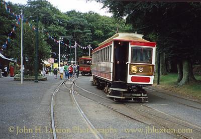 Manx Electric Railway - August 10, 1994