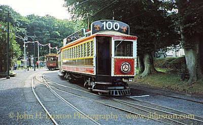 Manx Electric Railway - August 1994
