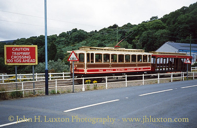Manx Electric Railway - August 10, 1994