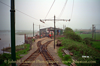 Seaton and District Electric Tramway - May 1995