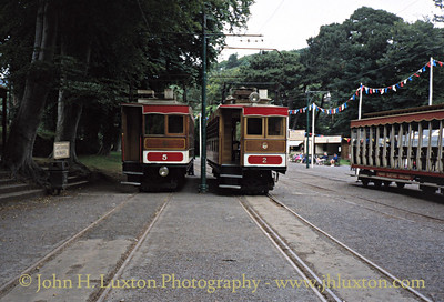 Snaefell Mountain Railway - August 10, 1994
