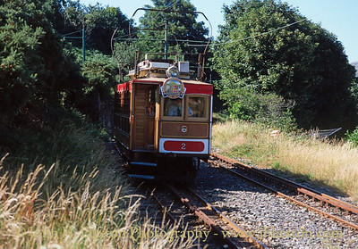 Snaefell Mountain Railway - August 02, 1995