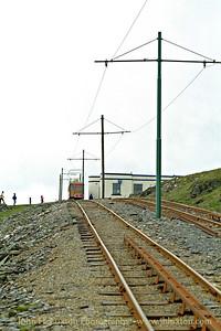 Snaefell Mountain Railway - Summer 1997