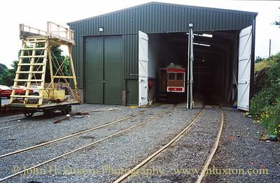 Snaefell Mountain Railway 1996