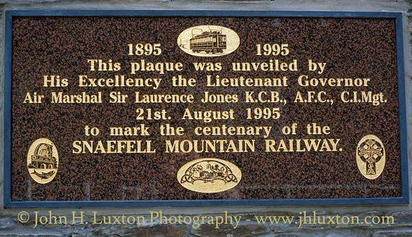 Snaefell Mountain Railway 1995