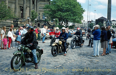 Mersey Queensway Tunnel 60th Anniversary Road Run - July 17, 1994