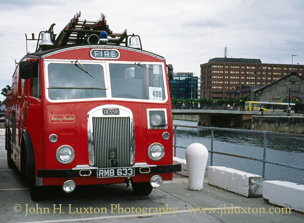 Mersey Queensway Tunnel 60th Anniversary Rally - July 16, 1994
